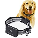 LotusPets Pet Locator, Dog GPS Satellite Micro Tracking Tracker Hound Anti-Lost Waterproof Collar, Suitable for Large, Medium-Sized Dogs,Bigdog,F