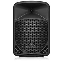 BEHRINGER Powered Loudspeaker, Black (B108D)