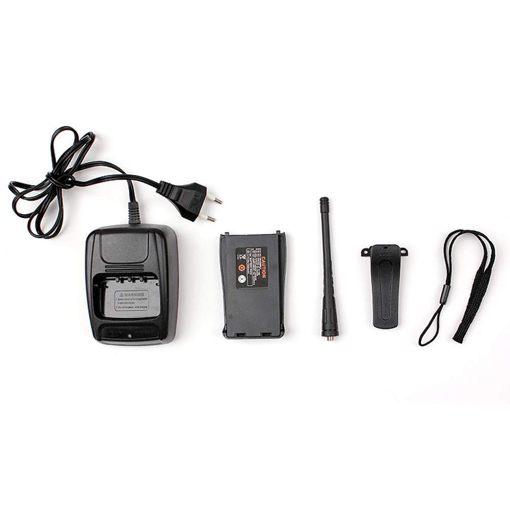HUIGE Walkie Talkie 2-Way Radio-up to 5Miles TOT Function Two Way Radio with Base walkie-Talkie by HUIGE (Image #6)