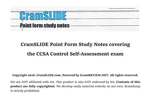 Ccsa study guide ebook ebook online video dailymotion array amazon com cramslide point form study notes covering the ccsa rh amazon com fandeluxe Image collections