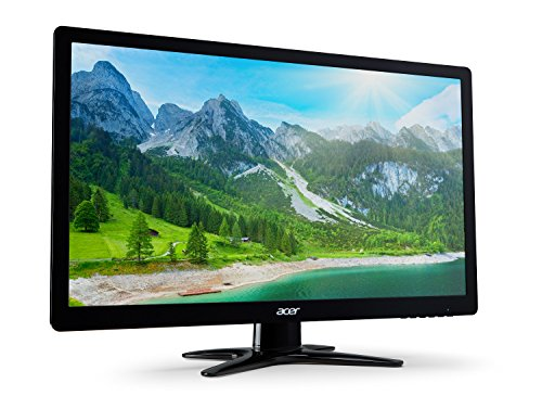 Acer G206HQL bd 19.5-Inch LED Computer Monitor Back-Lit Widescreen Display by Acer (Image #2)