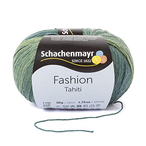 Schachenmayr Yarn - Select Tahiti - Jungle 7668