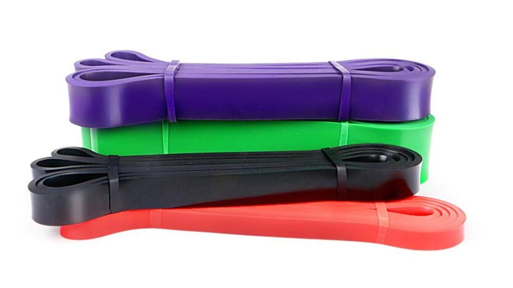 ZBHQTDZ Rally di Fitness con Corda Elastica Multifunzione Yoga Pull-up Corda ausiliaria 4
