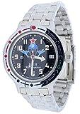 Vostok Amphibian Komandirskie Military Russian Diver Watch Paratrooper VDV 2416 / 420288