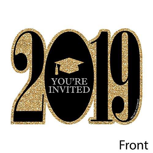 Buy graduation invitations 2018 with envelopes