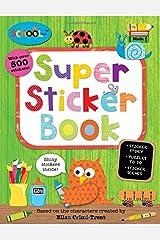 Schoolies: Super Sticker Book Paperback
