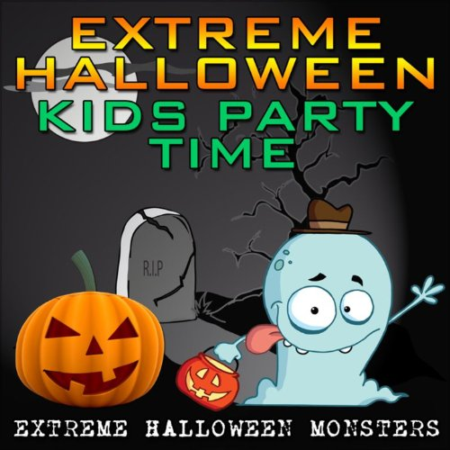 Extreme Halloween Kids Party Time -