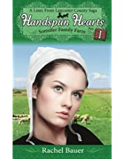 Handspun Hearts: Sommer Family Farm (A Lines from Lancaster County Saga)
