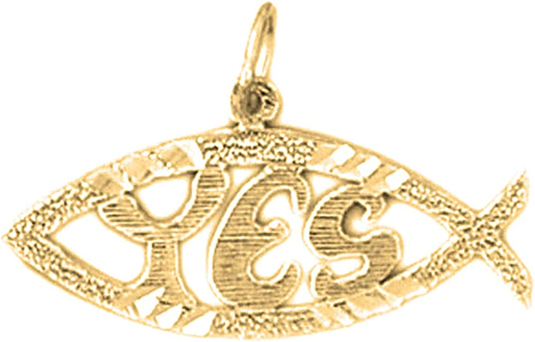 14K Yellow Gold-plated 925 Silver Wheel Pendant Jewels Obsession Silver Wheel Pendant