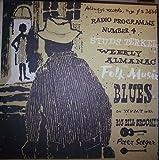 Studs Terkel's Weekly Almanac: Radio Programme, No. 4: Folk Music and Blues Studs Terkel,LP