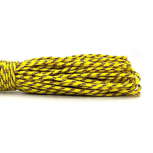 pleasantlyday Survival Parachute Cord Lanyard Camping Climbing Rope,242,50 FT (Far Cry 4 Best Price)