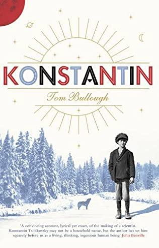 book cover of Konstantin