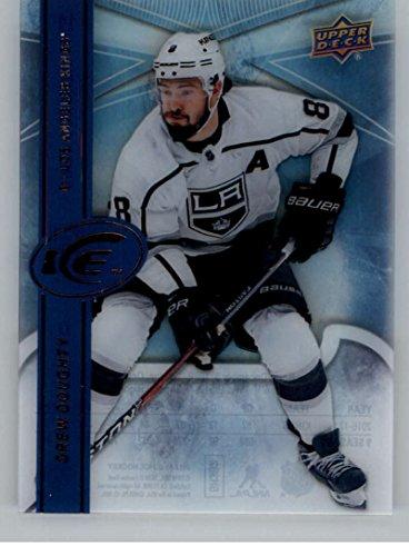 2017 Upper Deck Ice - 2017-18 Upper Deck Ice #11 Drew Doughty Los Angeles Kings Hockey Card