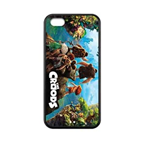 Custom The Croods Back Cover Case for iphone 5C JN5C-167
