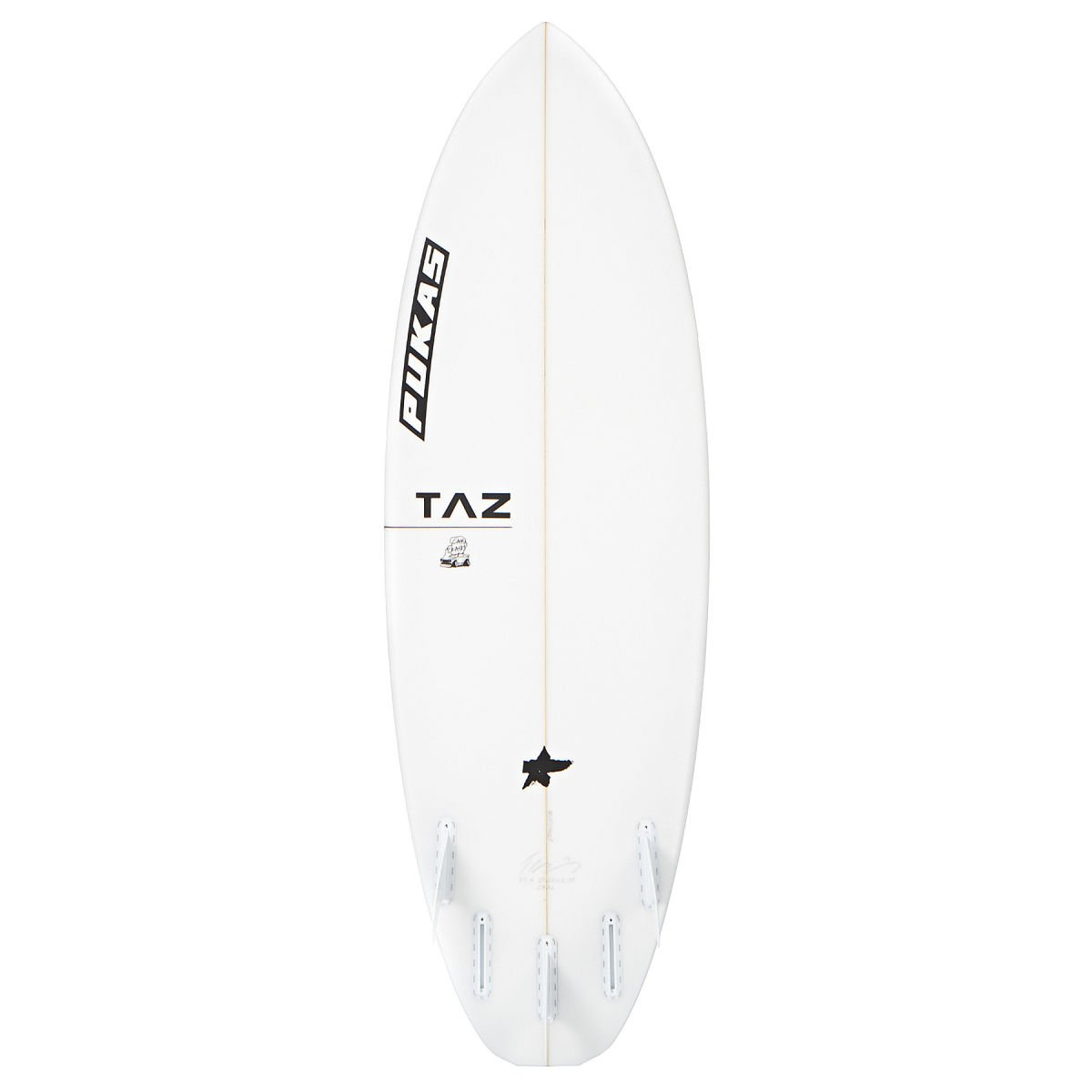 Accidente coche futuros Pukas surf - blanco multicolor Talla:5ft 10: Amazon.es: Deportes y aire libre
