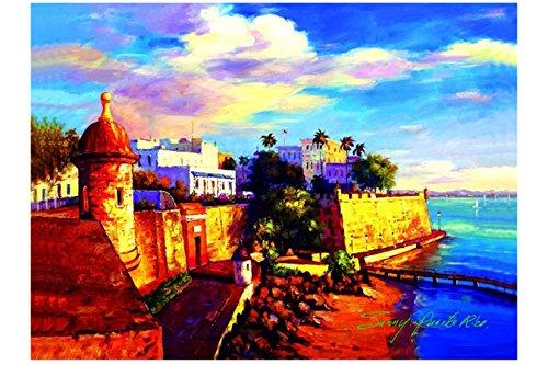 - Puerto Rico, Old San Juan,El Morro,20