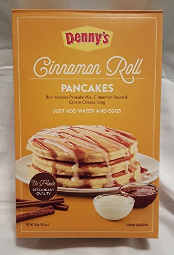 Denny's Pancake Mix (Cinnamon Roll) (Dennys Mix)