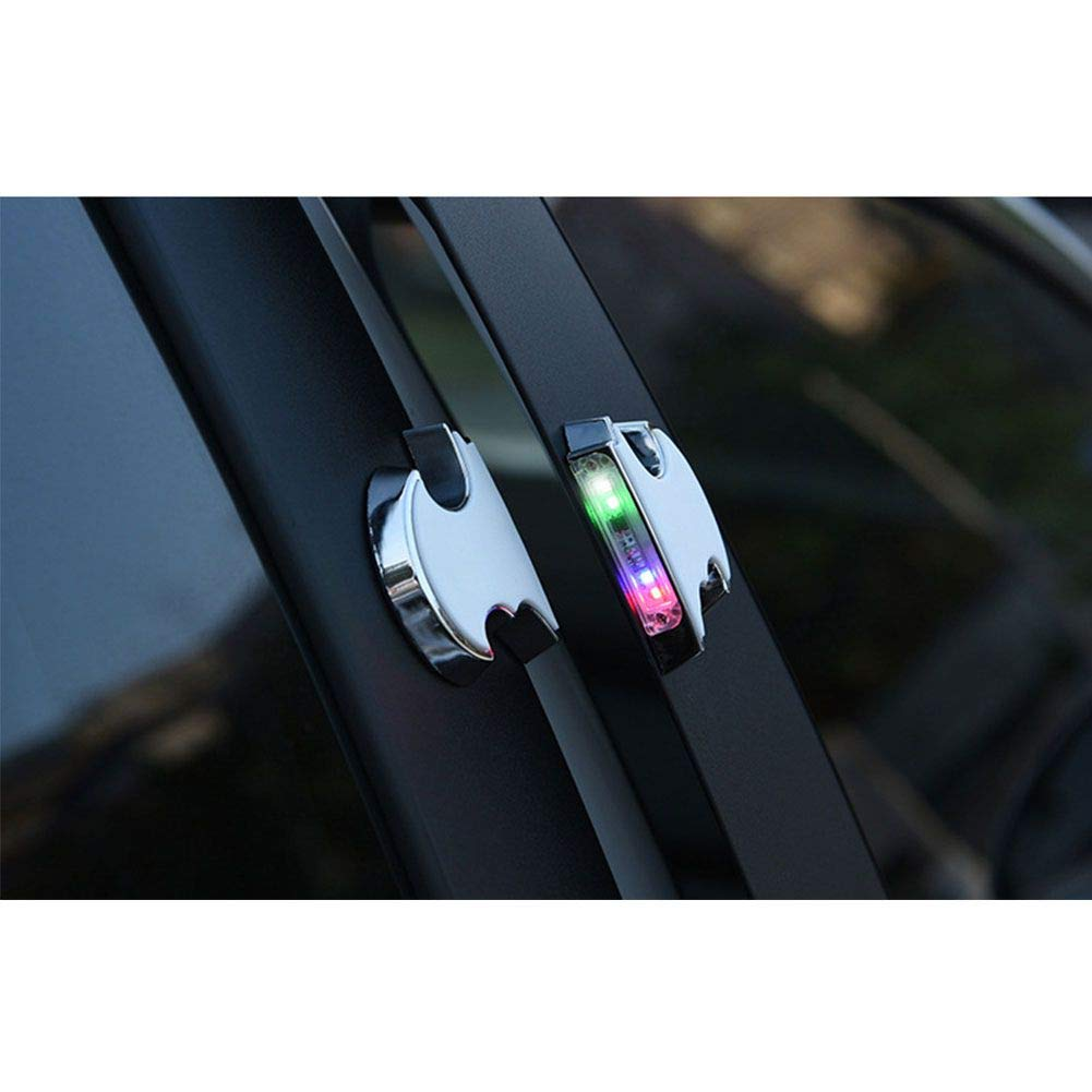 Inicio Car Led Opening Door Safety Warning Anti Collision