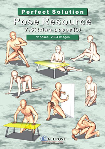 [Allpose Book] 7_Sitting poses(b) (for - Import It All