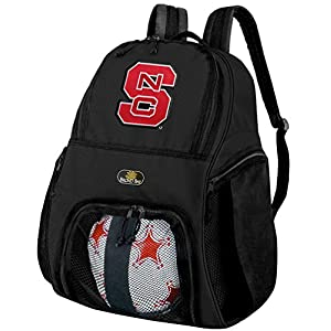 NC State Soccer Backpack or NC State Wolfpack Volleyball Bag