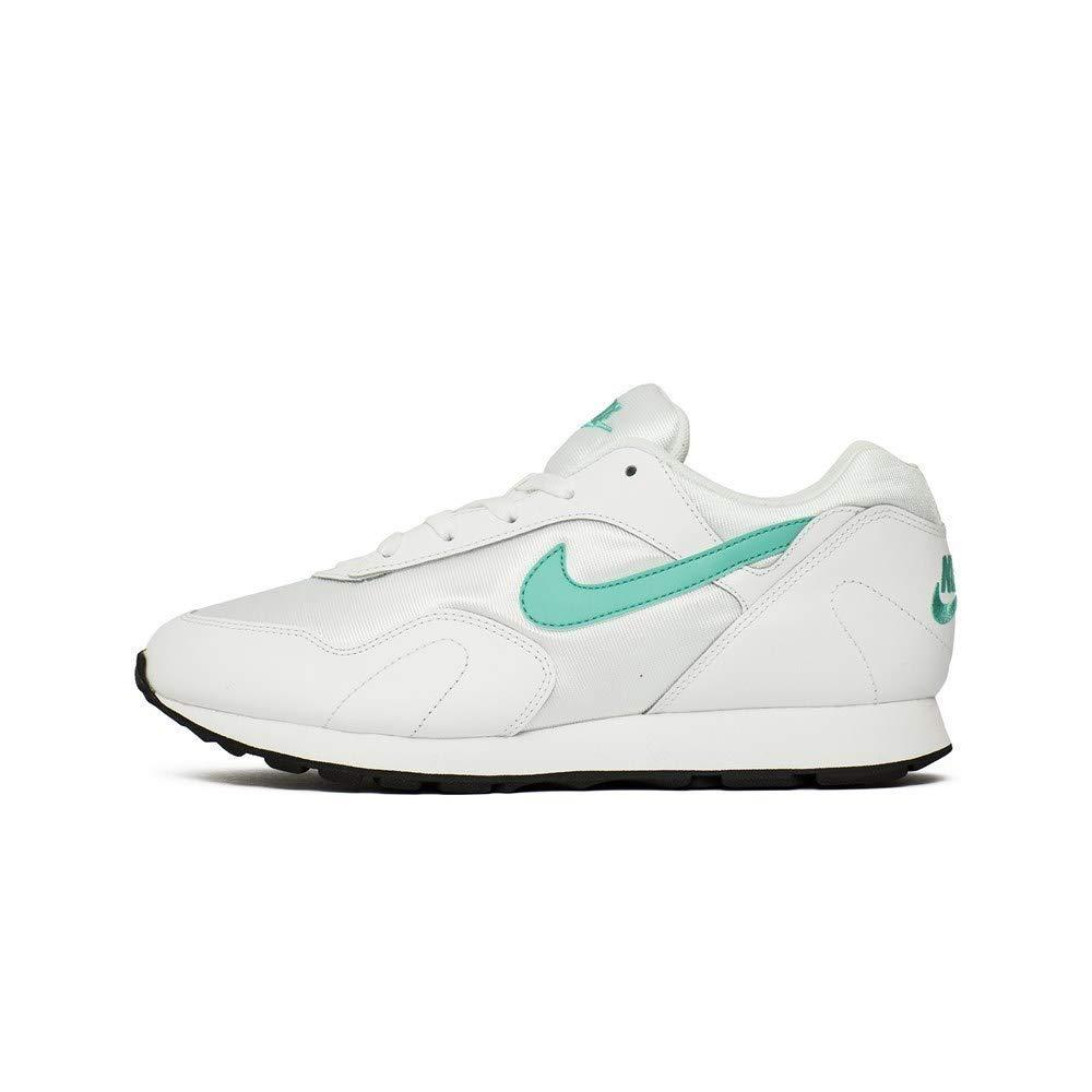 MultiCouleure (blanc Lt Retro noir 107) Nike W Outburst, Chaussures de FonctionneHommest Compétition Femme