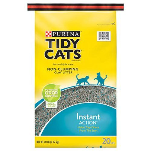 Tidy Cats Non Clumping Instant Action product image