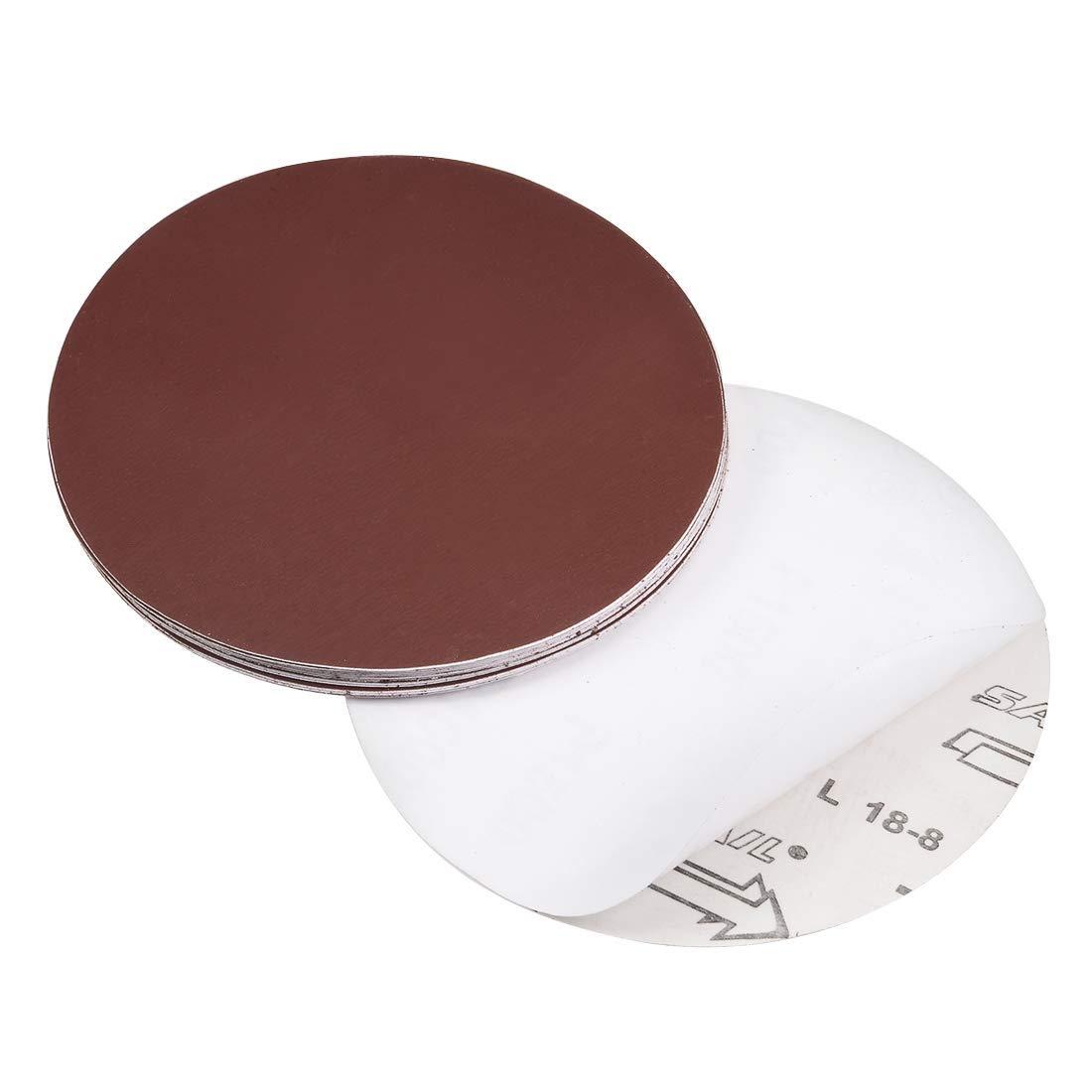 6-inch 1500-Grits PSA Sanding Disc Adhesive-Backed for Orbital Sander 20pcs