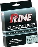 P-Line Floroclear Bulk Spool (3000-Yard, 2-Pound)