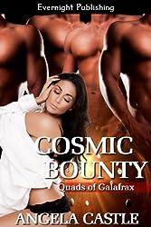 Cosmic Bounty (Quads of Galafrax Book 1)
