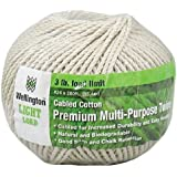 Wellington Puritan 10334 Twisted Cotton Cable Cord