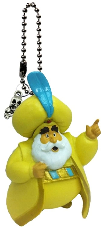 Disney's Aladdin The Sultan Keychain/Dangler