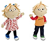 Charlie and Lola: Talking Poseable Set