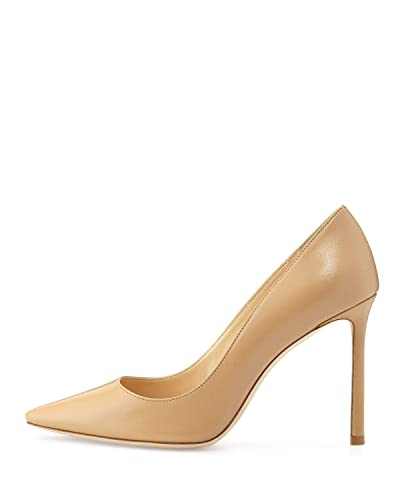 31abc8c30d Amazon.com | Jimmy Choo Womens Romy 85 Pointed Toe Classic Pumps | Pumps
