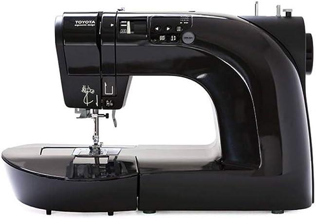 Toyota Oekaki50B - Máquina de Coser (50 programas, función de Costura sin Manos), Color Negro: Amazon.es: Hogar
