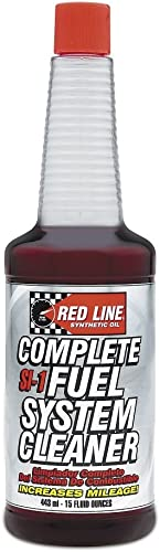Red Line (60103-12PK) Complete SI-1 Fuel System Cleaner