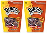 Dingo Mini Beefy Rawhide Bones (2 Pack) For Sale
