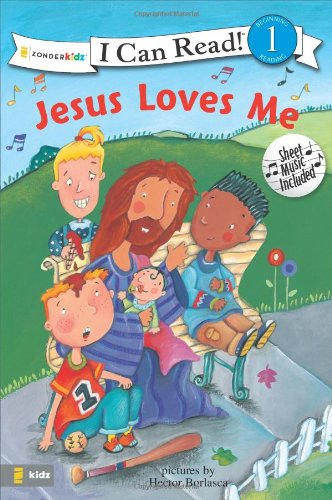 Jesus Loves Me (I Can Read! / Song Series)