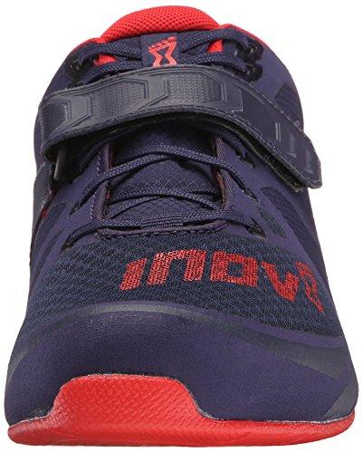 Inov-8 Men's Fastlift™ 325-M Cross-Trainer Shoe, Navy/Red, 12 M US Photo #9