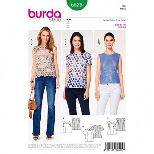 Ladies Blouse Patterns - 6