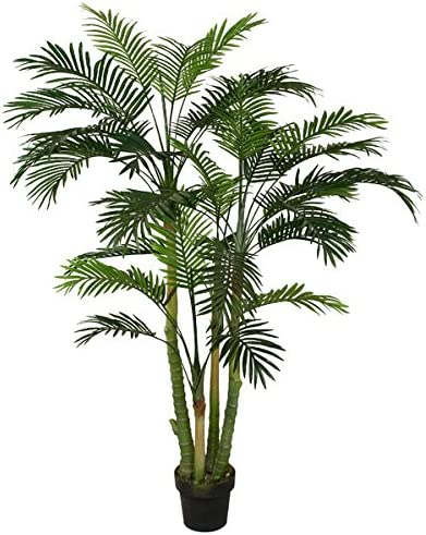 Best Artificial 5ft 150cm Paradise Palm Tree Tropical Conservatory Office Indoor Outdoor Garden Plant 1 Amazon Co Uk Garden Outdoors