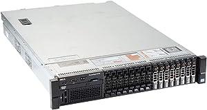 Dell PowerEdge R720 Server | 2X E5-2690 =16 Cores | 128GB RAM | 4X 600GB 15K SAS (Renewed)