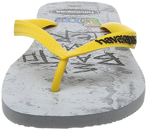 Weiß Adulte Multicolore Simpsons Yellow 0110 Mixte Havaianas Grey Tongs vq7Cwf