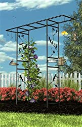 Garden Arbor Bird Feeding Station