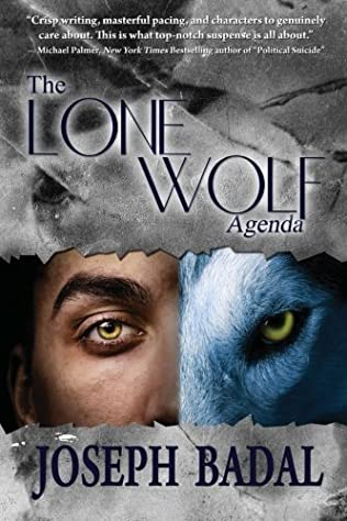 book cover of The Lone Wolf Agenda