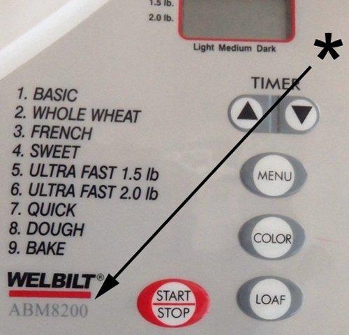 Amazon.com: welbilt Pan máquina Paddle ABM 8200 abm8200 ...