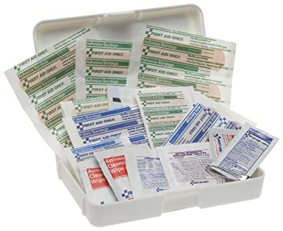 First Aid Only All-purpose First Aid Kit, 48-Piece Kit (Pack of 5) by First Aid Only