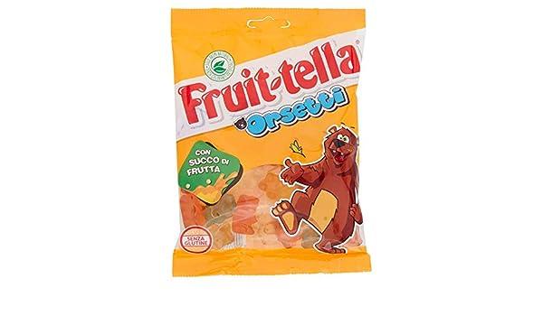 Caramelo Fruittella Orsetti Gommosa - 175 gr: Amazon.es ...
