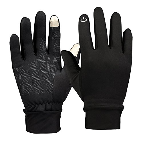 Arxee Winter Touch Screen Gloves, Spring Sports Running and Hiking Gloves, Warm...