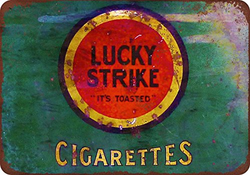 lucky-strike-cigarettes-vintage-reproduction-metal-sign-8-x-12