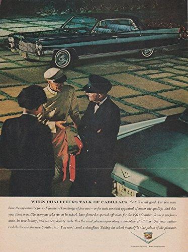 1963 CADILLAC FLEETWOOD SIXTY SPECIAL 4-DOOR SEDAN HARDTOP